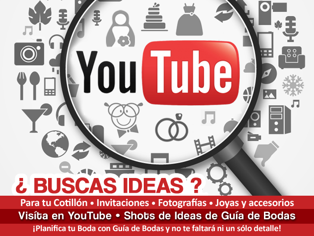 busca ideas en you tube